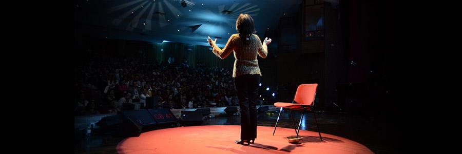 How to make your TEDx speaker application stand out